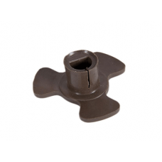 Коплер мотора тарелки СВЧ (9999990030) H-17 мм, Т- 4 мм, D - 32 мм